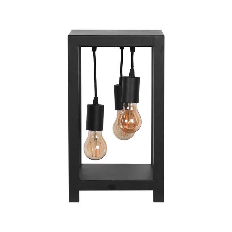 Tafellamp Dangle - Zwart - Metaal