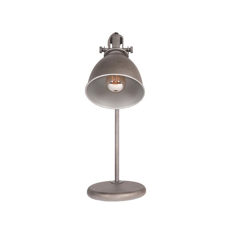 Tafellamp Spot - Burned Steel - Metaal