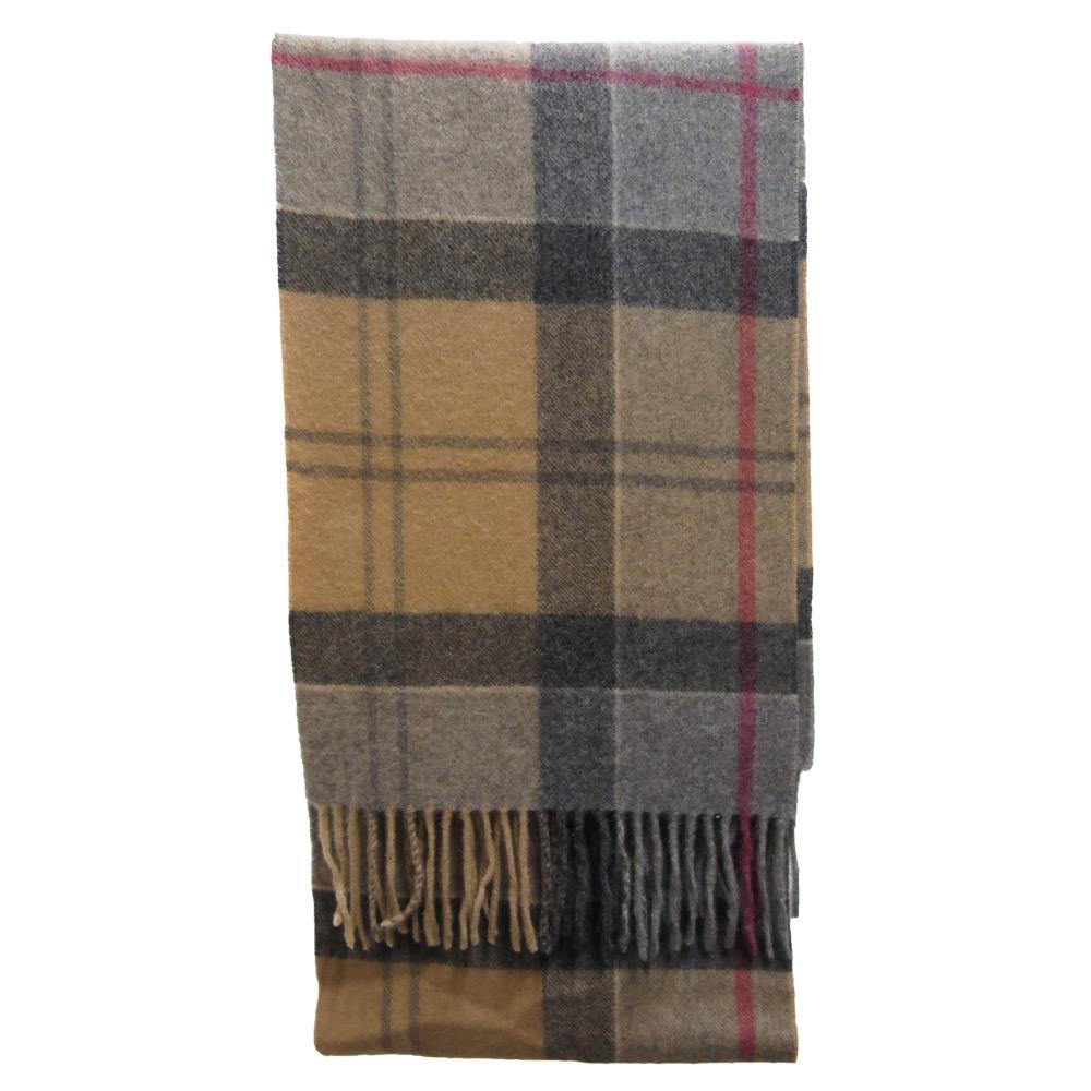 Tartan Cashmere Scarf winter tartan