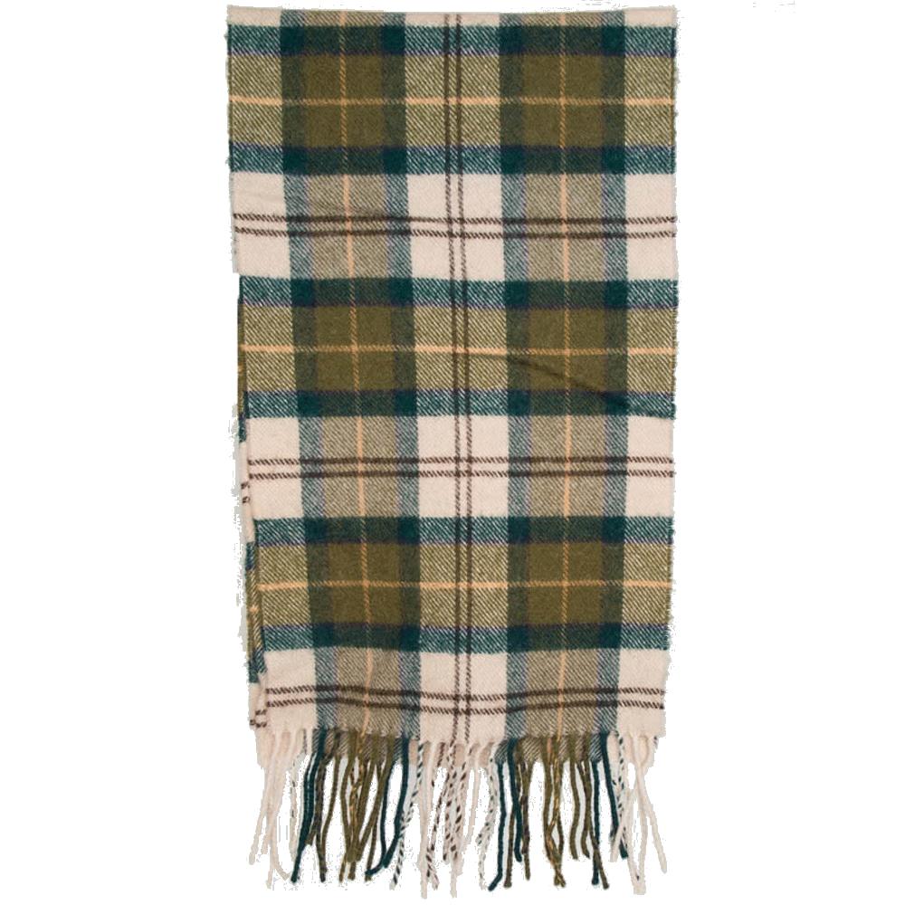 Tartan scarf lambswool ancient tartan