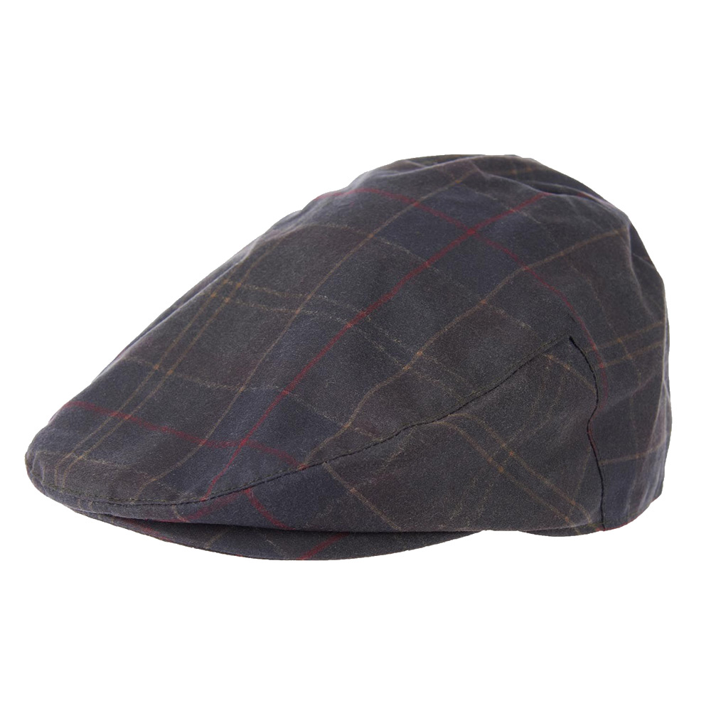 Tartan Wax cap Classic