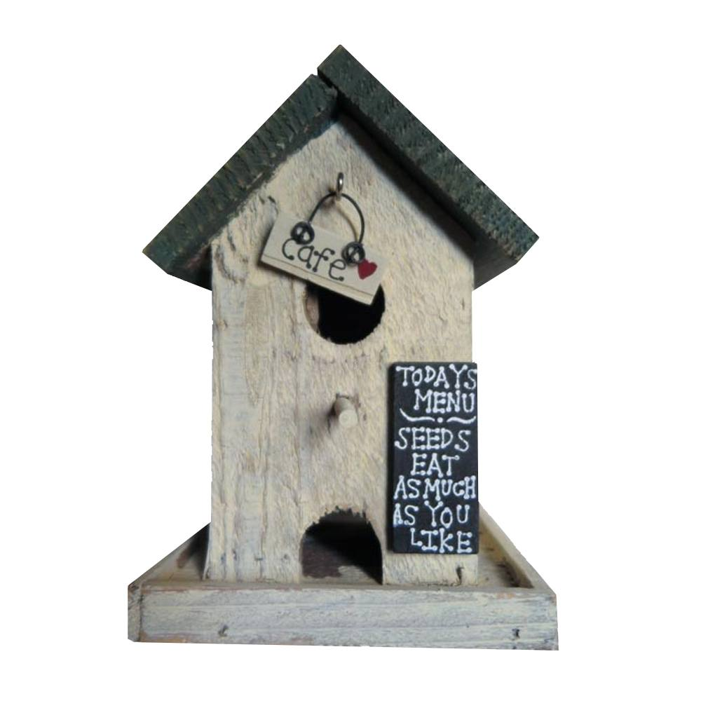 Vogelhuisje Café