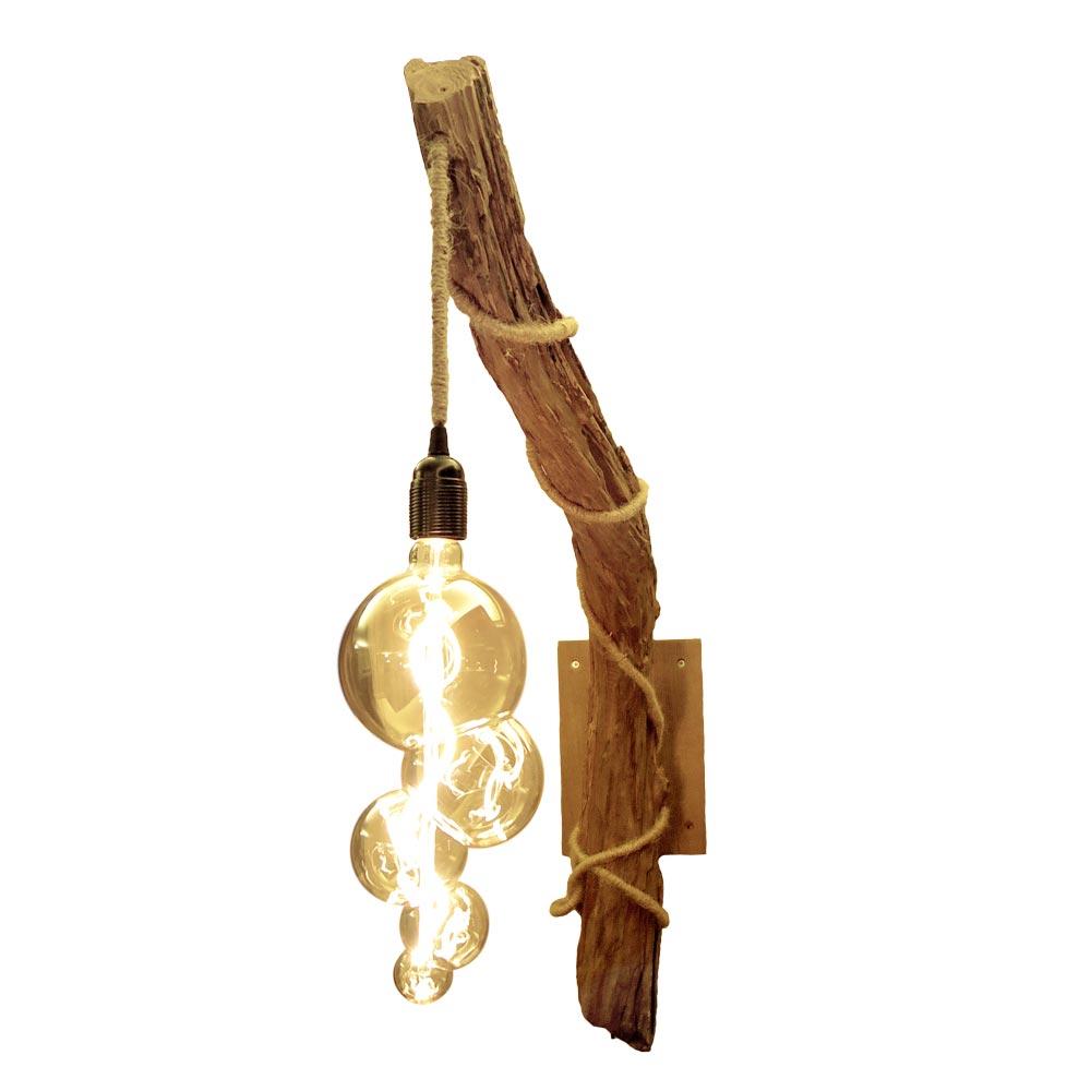 Wandlamp rope