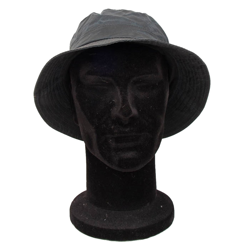 Wax Bush Hat Olive