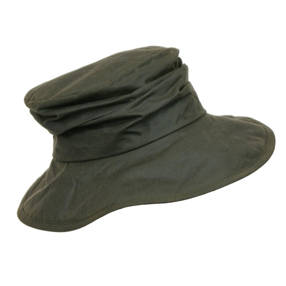 Wax Ladies Sports Hat Olive
