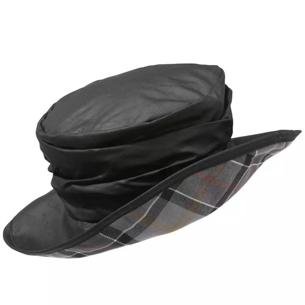 Wax Ladies Sports Hat Zwart
