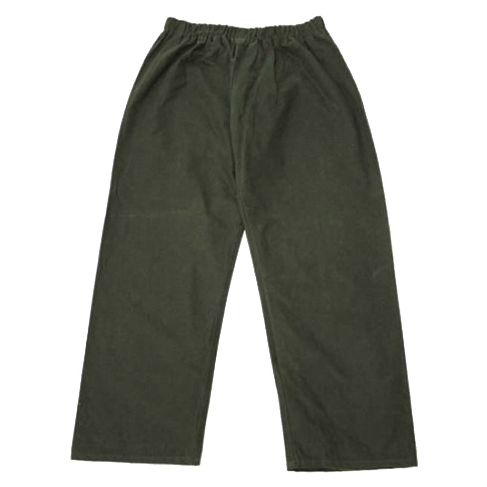 Wax Over Trouser Olive