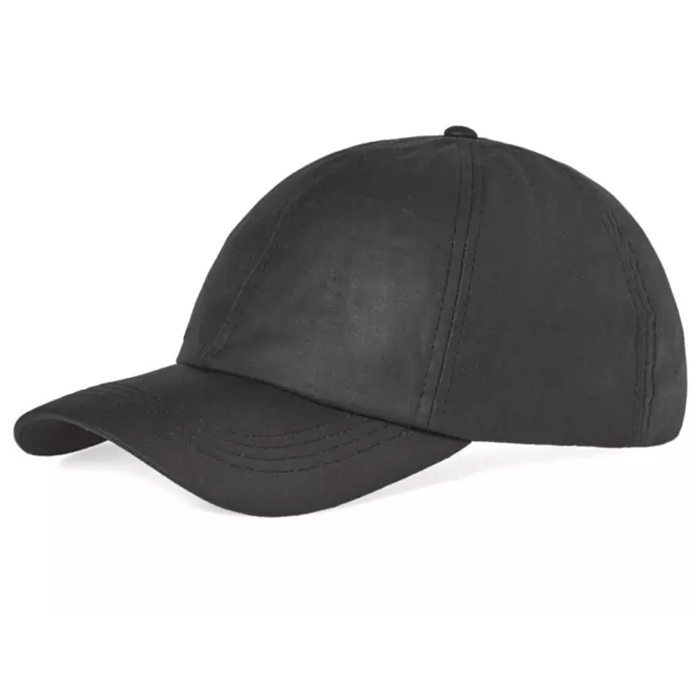 Wax Sports Cap Zwart