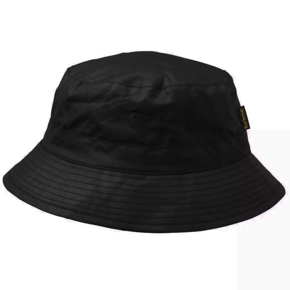 Wax Sports Hat Zwart