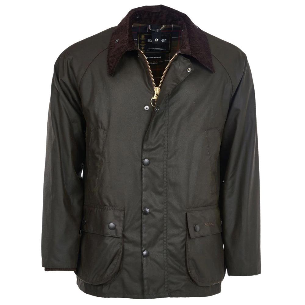 Waxjas Classic Bedale Jacket Olive