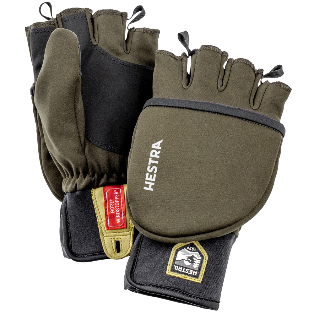 Windstopper Pullover 5 finger/mittens