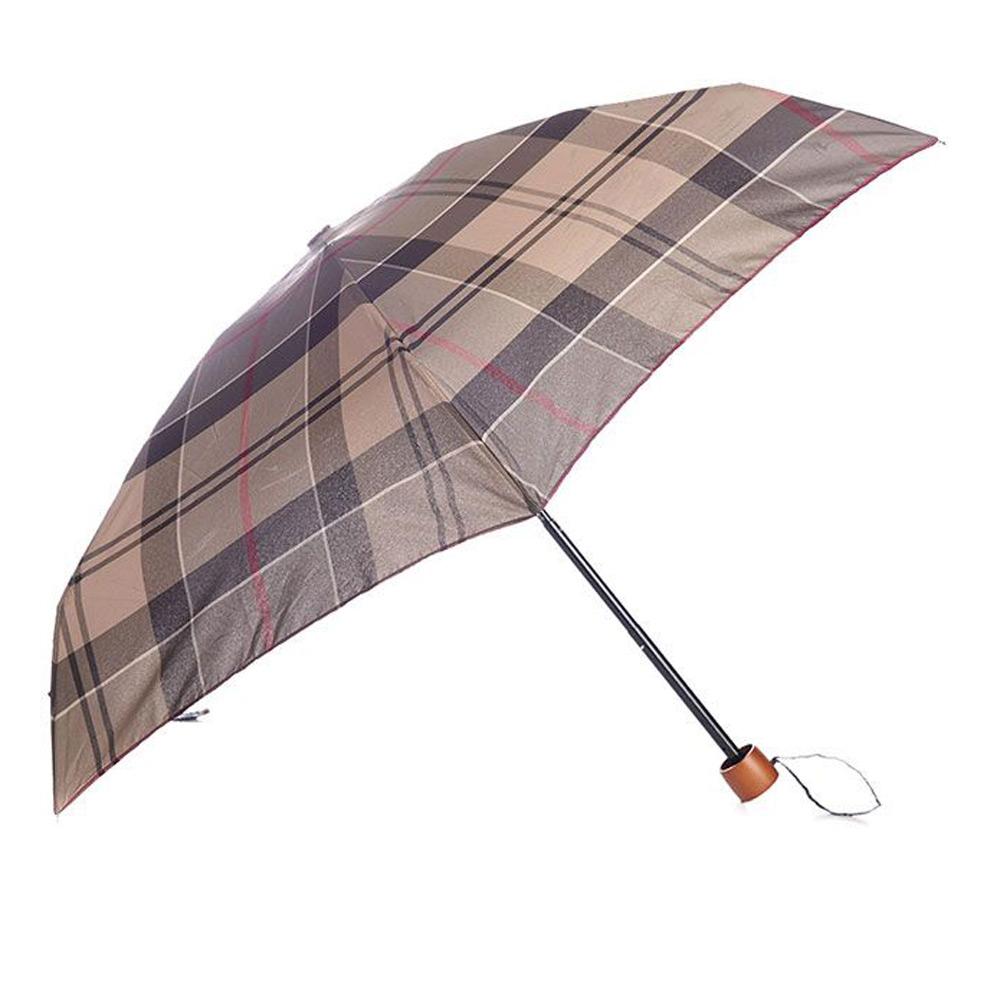 Winter Tartan Handtas Paraplu