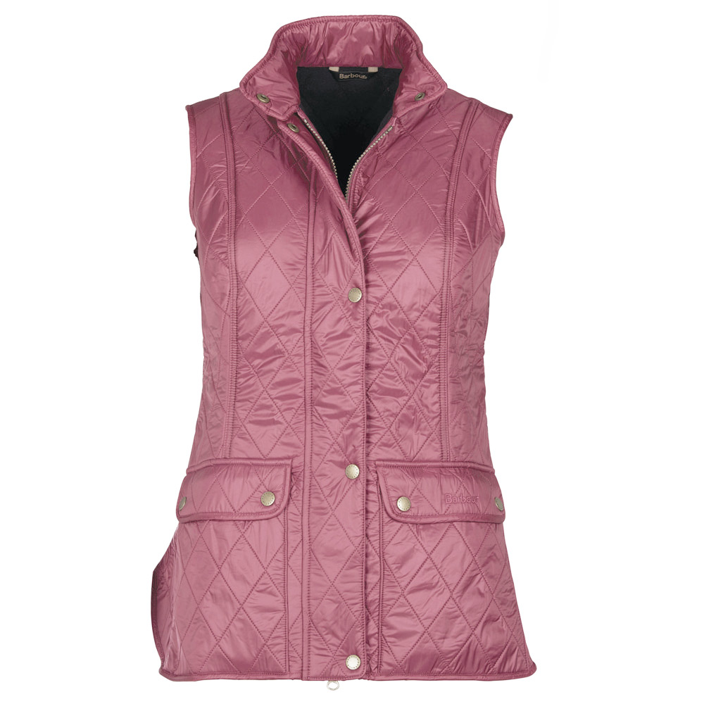 Wray Gilet Rose Bay/ Olive